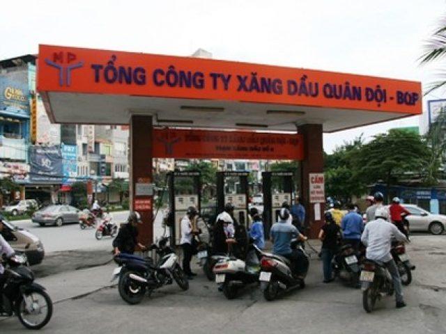 Công ty xăng dầu quân đội khu vực 1
