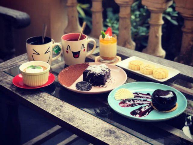 Secret Garden Cafe – Quán Cafe Đẹp Ở Hải Phòng
