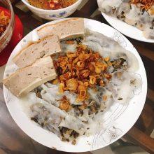 Bánh Cuốn – Nguyễn Đức Cảnh