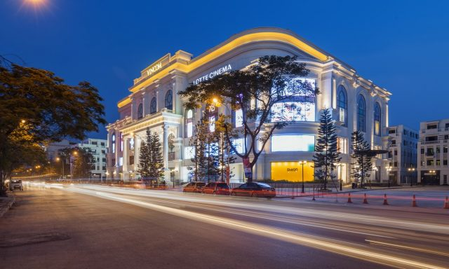 Trung tâm thương mại Vincom Plaza Hải Phòng