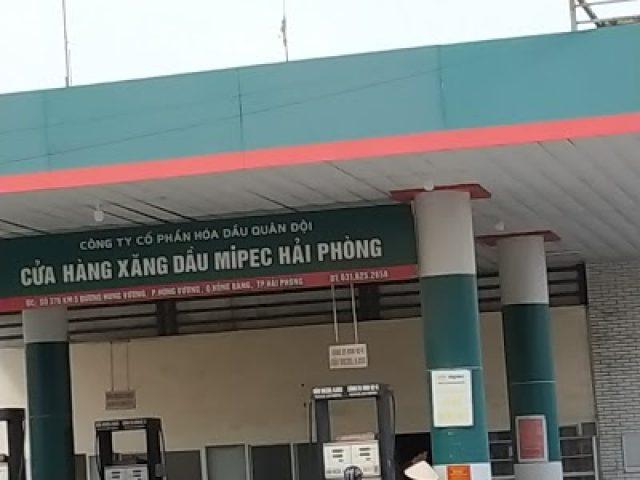 Cửa hàng xăng dầu Mipec HP- Công ty cp hoá dầu quân đội