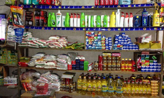 Cửa hàng tạp hóa Trọng Thanh