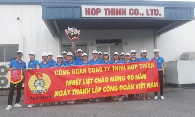 Công Ty TNHH Hợp Thịnh