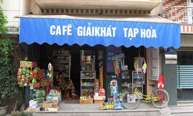 Cửa Hàng Tạp Hóa Thanh Long