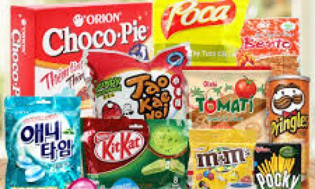 Cửa Hàng Bánh Kẹo Hải Yến