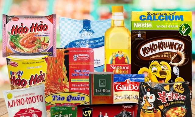 Cửa Hàng Bánh Kẹo Trang Liên