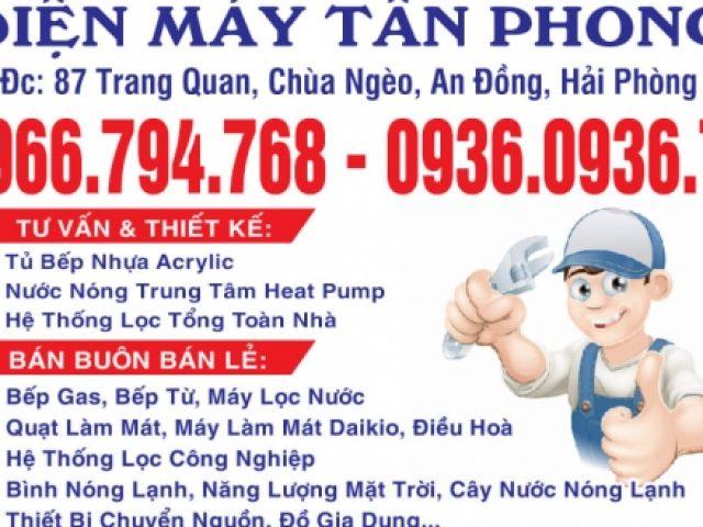 Công tyTNHH Công nghệ & Phát triển Tân Phong