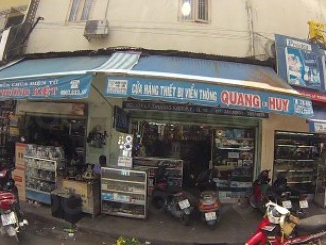Công ty TNHH Tin học và Viễn thông Quang Huy