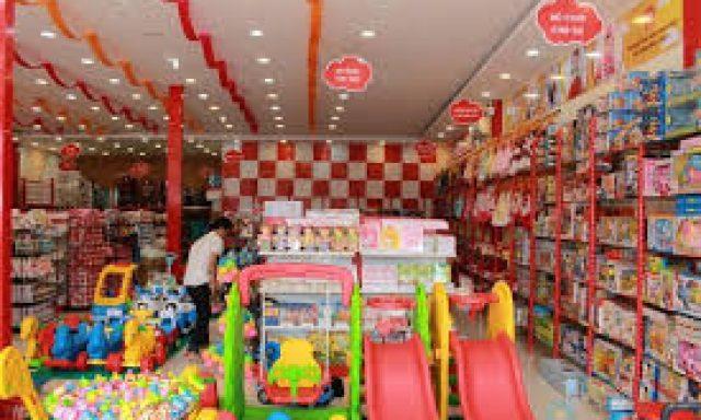 Cửa Hàng Đồ Chơi Trẻ Em Hùng Phương