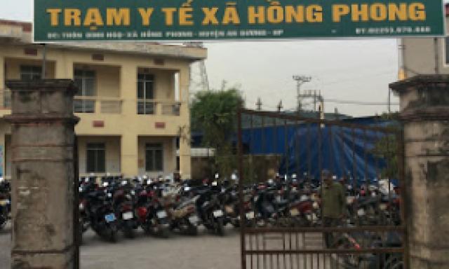 Trạm Y Tế Xã Hồng Phong