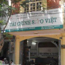 Công Ty CP DV Tài Chính Sao Việt