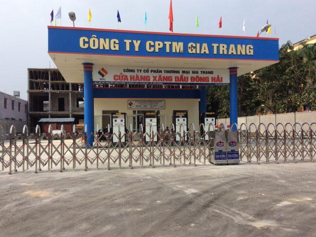 Công ty CP TM Gia Trang -Cửa hàng xăng dầu Đông Hải