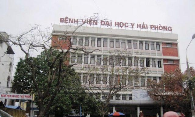 Bệnh viện Đại Học Y Dược Hải Phòng