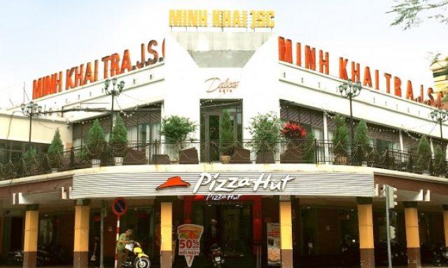 Siêu thị Intimex Minh Khai -Công ty CP Thương mại Minh Khai