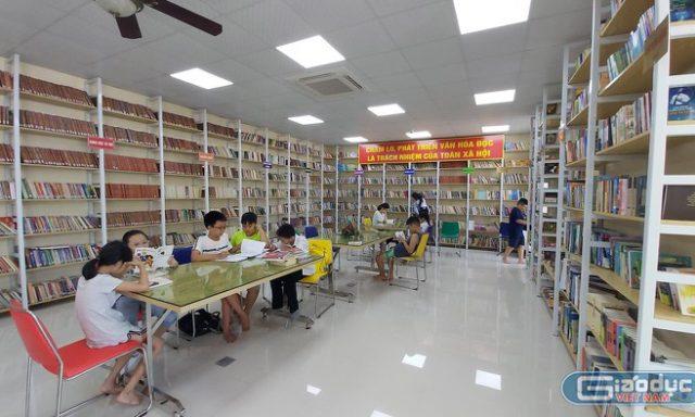 Thư viện sách đọc miễn phí quận Lê Chân