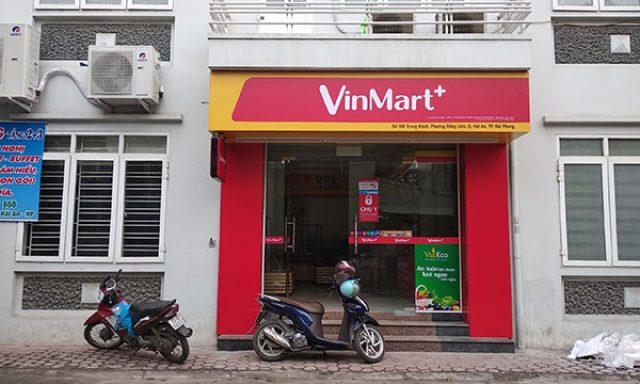 VINMART + HP 35- Chi nhánh Hải Phòng – Công ty cổ phần dịch vụ thương mại tổng hợp VINCOMMERCE