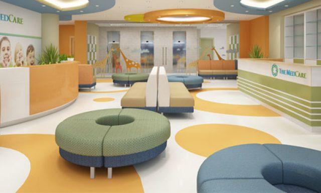 Phòng khám Nhi khoa Quốc tế The Medcare