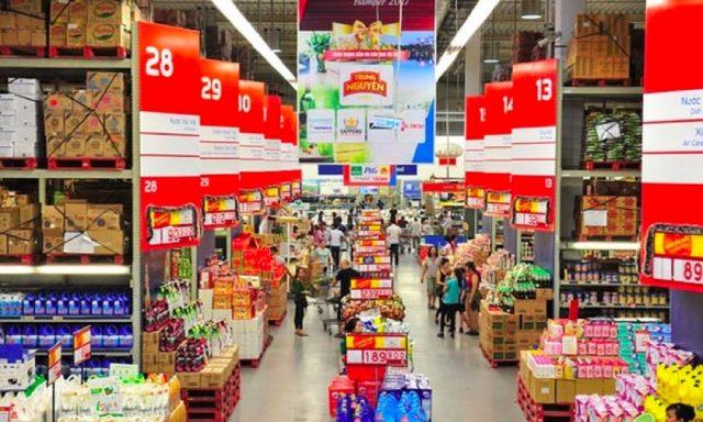 MM Mega market Hải Phòng